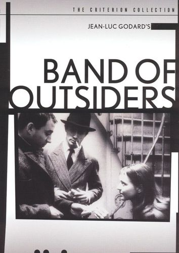 Band of Outsiders [Criterion Collection] [DVD] [1964] 4978493