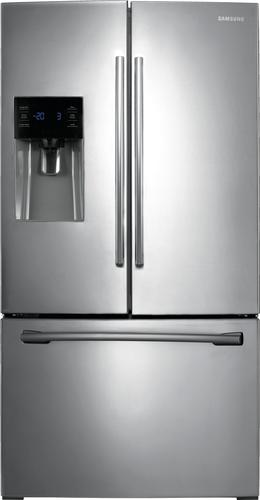 Samsung French Door Refrigerators with Ice and Water