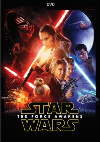 Star Wars: The Force Awakens [DVD] [2015] 4982200