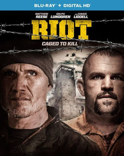 Riot [Includes Digital Copy] [UltraViolet] [Blu-ray] [2015] 4983600