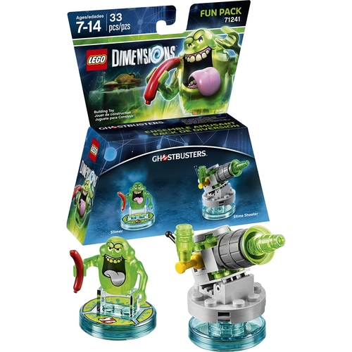 LEGO - DIMENSIONS The...