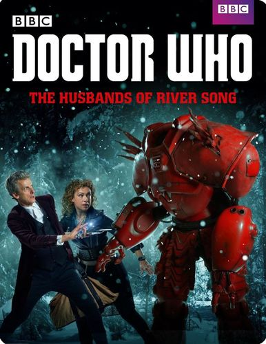 Doctor Who: 2015 Christmas Special [DVD] 4988700