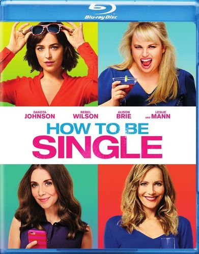 How to Be Single [Blu-ray] [2016] 4989600