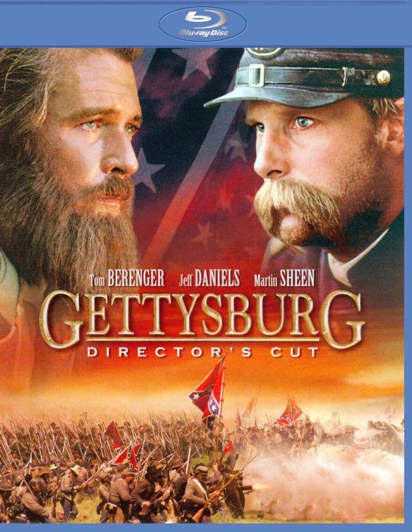 Gettysburg [Director's Cut] [2 Discs] [Blu-ray] [1993] 4995641