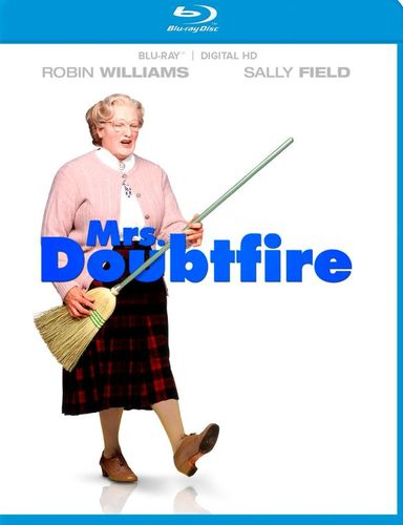 Mrs. Doubtfire [Blu-ray] [1993] 4997201