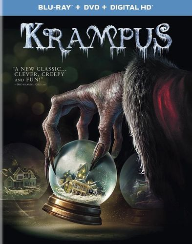 Krampus [Includes Digital Copy] [UltraViolet] [Blu-ray/DVD] [2 Discs] [2015] 5005697