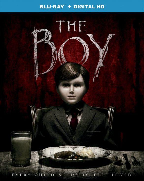 The Boy [UltraViolet] [Includes Digital Copy] [Blu-ray] [2016] 5005698