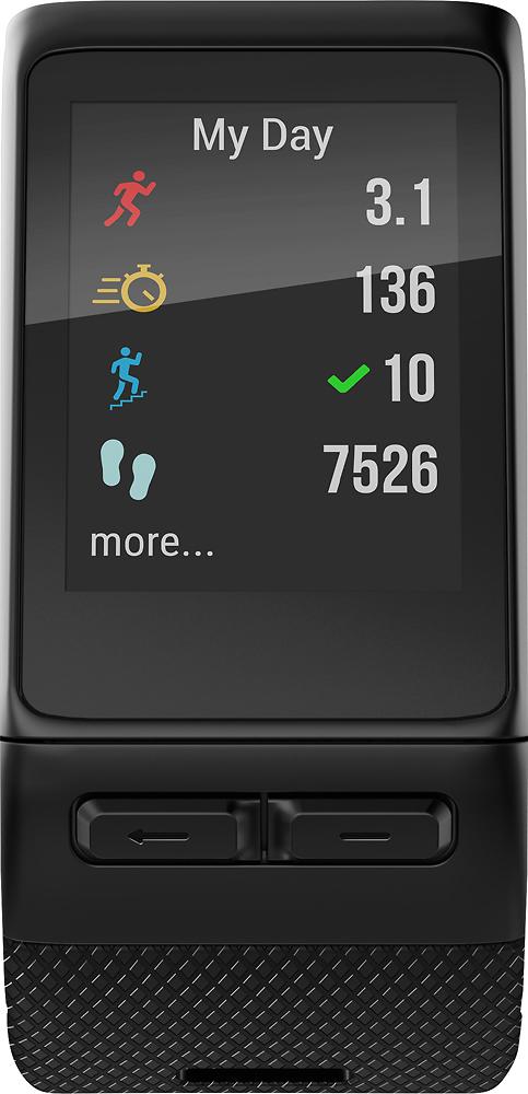 Garmin - vivoactive HR Smartwatch - Black