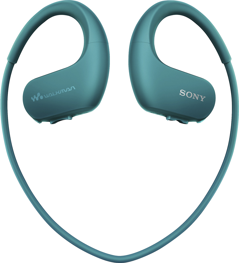 Sony NW-WS413/LM Walkman 4GB* Wearable MP3 Player Blue