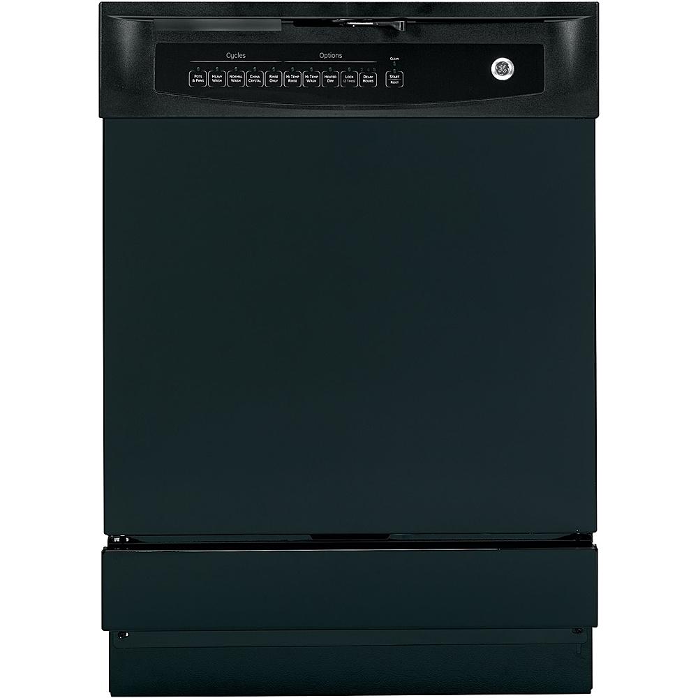 "GE 24"" Built-In Dishwasher Black GSD4000KBB"