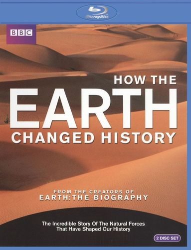 How the Earth Changed History [2 Discs] [Blu-ray] 5011259