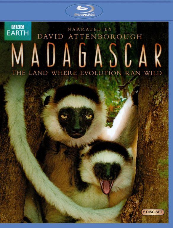 Madagascar [Blu-ray] 5011268