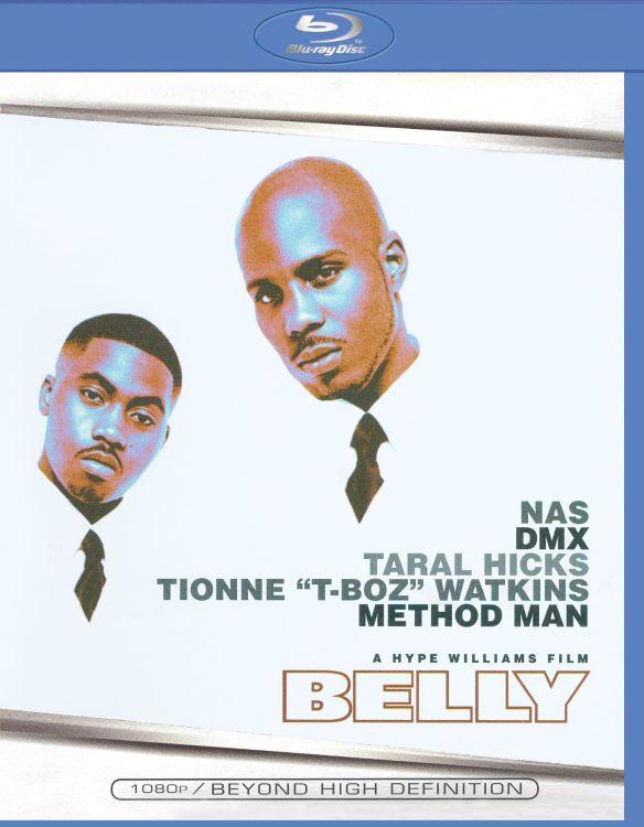 Belly [Blu-ray] [1998] 5016493