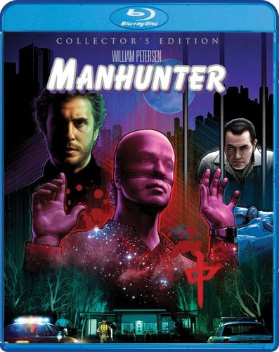 Manhunter [Collector's Edition] [Blu-ray] [2 Discs] [1986] 5023001