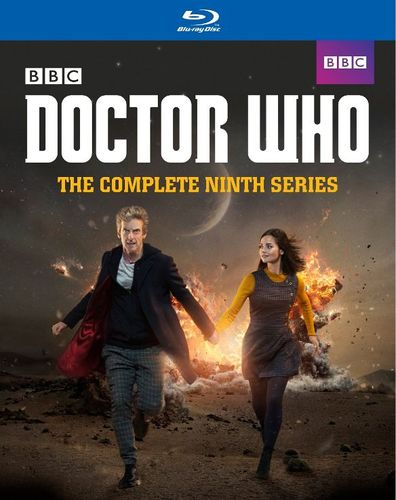 Doctor Who: The Complete Ninth Series [Blu-ray] 5024400