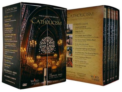 Catholicism: The Complete Series [5 Discs] [DVD] 5026093
