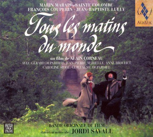 Tous Les Matins du Monde [CD] 5030245