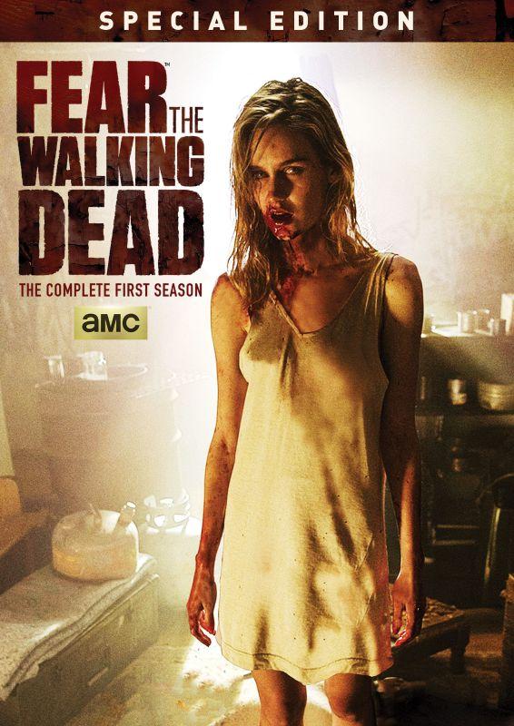 Fear the Walking Dead: Season 1 [2 Discs] [DVD] 5035800