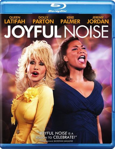 Joyful Noise [Includes Digital Copy] [UltraViolet] [Blu-ray/DVD] [2012] 5042355