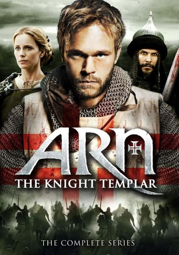 Arn: The Knight Templar - The Complete Series [2 Discs] [DVD] 5044177