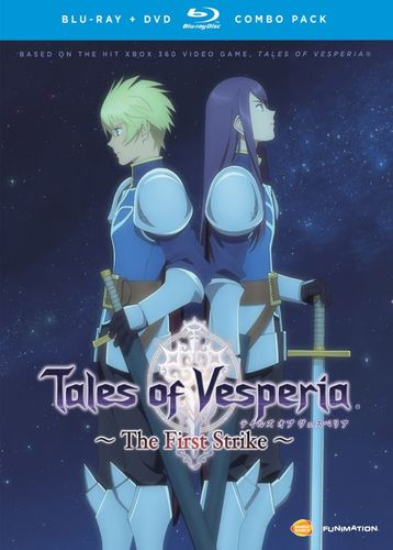 Tales of Vesperia: The First Strike [2 Discs] [Blu-ray/DVD] [2009] 5044256