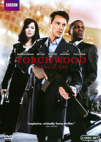 Torchwood: Miracle Day [4 Discs] [DVD] 5044501