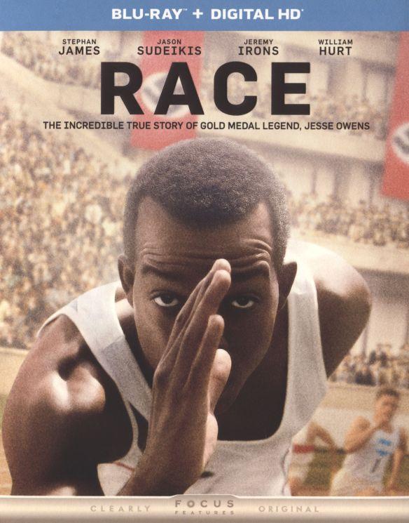 Race [Includes Digital Copy] [UltraViolet] [Blu-ray] [2016] 5048700