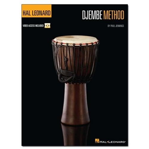 Hal Leonard - Jennings Paul: Djembe Method Sheet Music