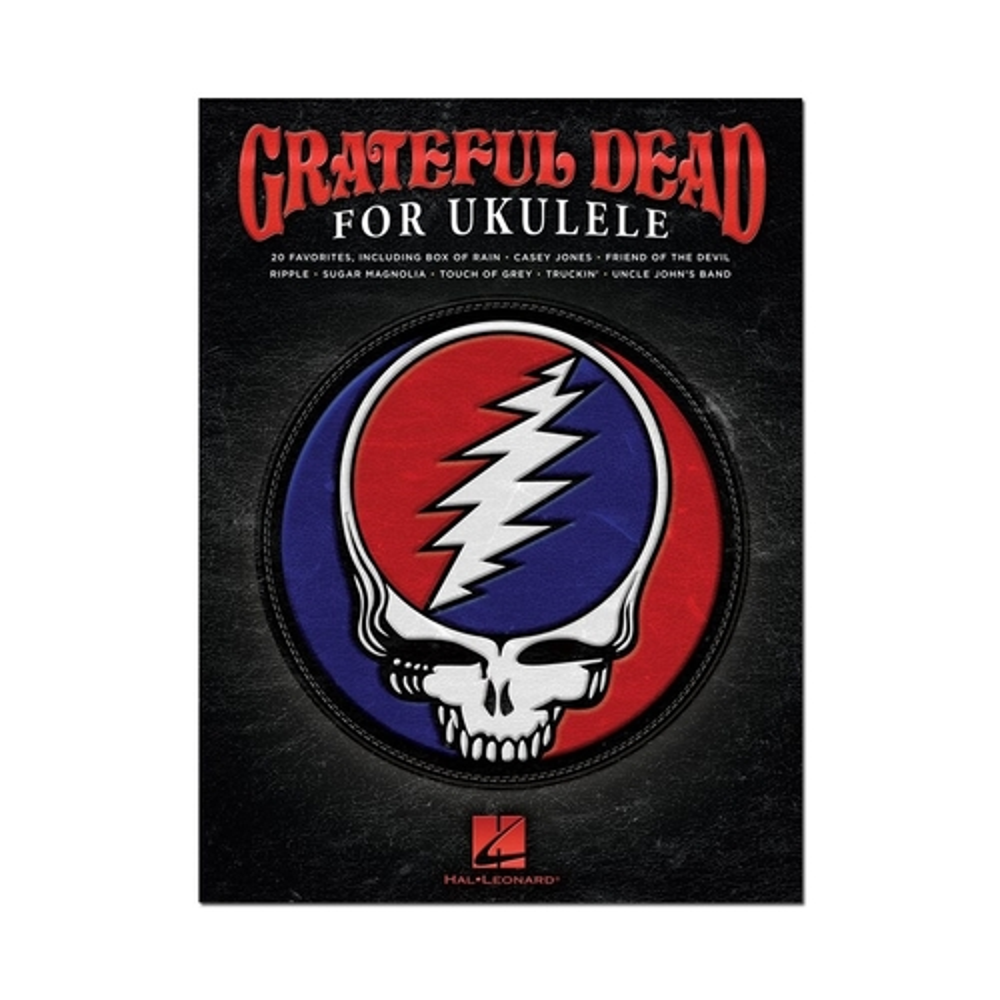 Hal Leonard - Grateful Dead: Ukulele Sheet Music
