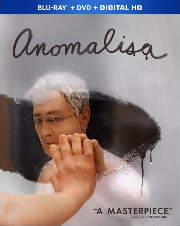 Anomalisa [Blu-ray] [2015] 5056101