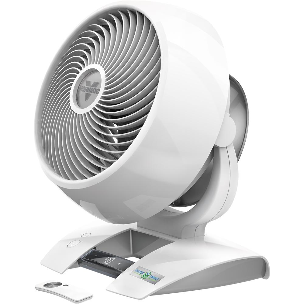 Vornado - 6303dc Energy Smart Circulator Fan - Ice White