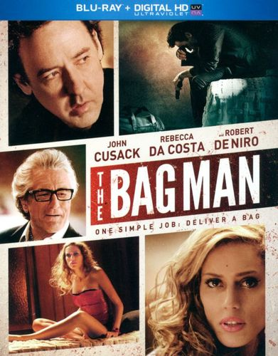 The Bag Man [Blu-ray] [2014] 5066042