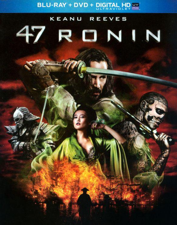 47 Ronin [2 Discs] [Includes Digital Copy] [UltraViolet] [Blu-ray/DVD] [2013] 5066097