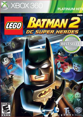 LEGO Batman 2: DC Super Heroes - Xbox 360 5070906