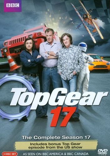 Top Gear: The Complete Season 17 [3 Discs] [DVD] 5070997