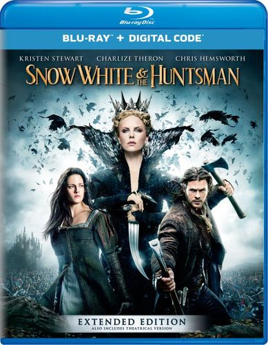 Snow White and the Huntsman [UltraViolet] [Includes Digital Copy] [Blu-ray] [2012] 5071200