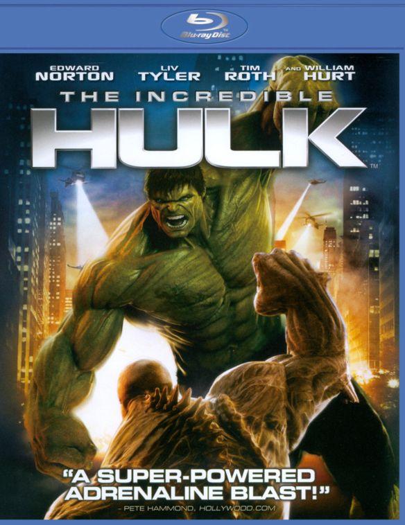 The Incredible Hulk [Blu-ray] [2008] 5072261