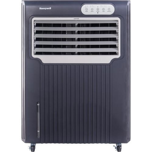 Honeywell - Portable Indoor/Outdoor Evaporative Air Cooler - Gray/White 5077664