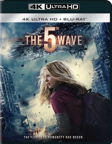 The 5th Wave [Includes Digital Copy] [4K Ultra HD Blu-ray/Blu-ray] [2016] 5082002