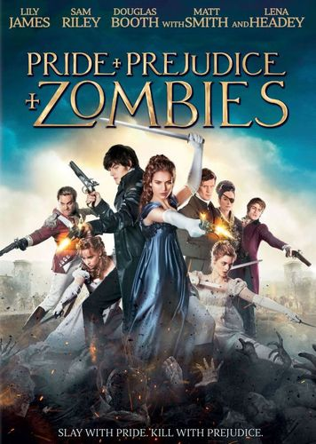 Pride and Prejudice and Zombies [Includes Digital Copy] [UltraViolet] [DVD] [2016] 5082006