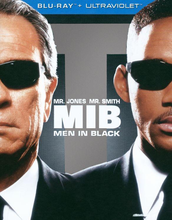 Men in Black [Blu-ray] [Includes Digital Copy] [UltraViolet] [1997] 5086179