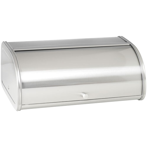 Anchor Hocking - Home Collection Bread Box - Silver 5086423