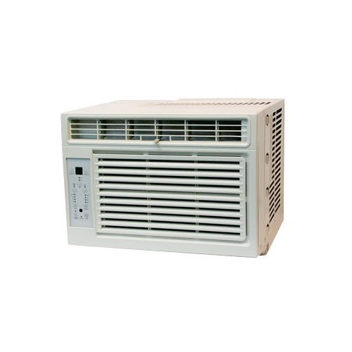 Comfort-Aire - 8,000 BTU Window Air Conditioner - White stone 5086440