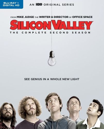 Silicon Valley: The Complete Second Season [Blu-ray] [2 Discs] 5086485