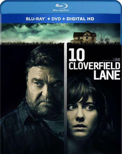 10 Cloverfield Lane [Includes Digital Copy] [Blu-ray/DVD] [2016] 5086536