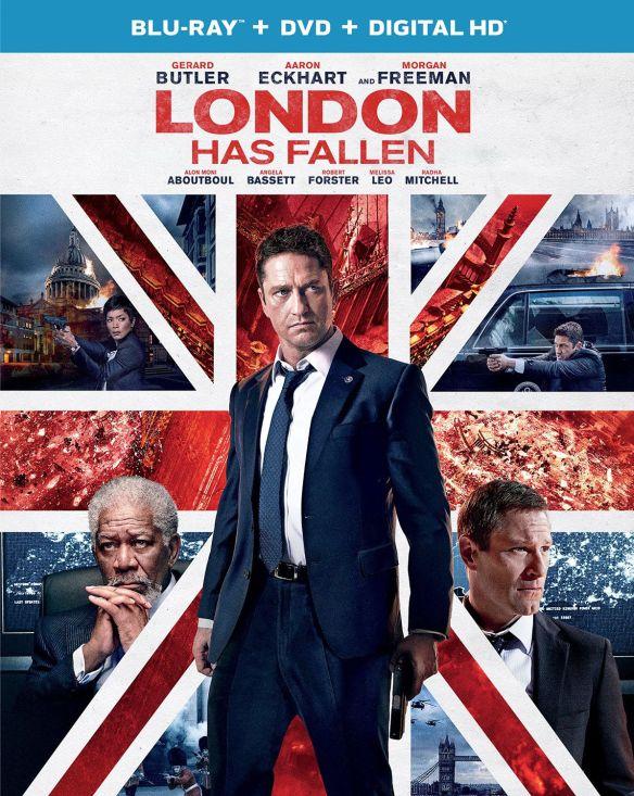 London Has Fallen [Blu-ray/DVD] [2 Discs] [2016] 5089700