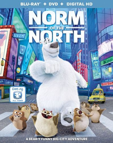 Norm of the North [Blu-ray/DVD] [2 Discs] [2016] 5090300