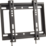 """Insignia™ - Fixed TV Wall Mount for Most 19"""" - 39"""" TVs - Black"""