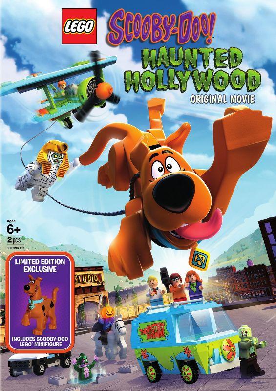 LEGO Scooby-Doo!: Haunted Hollywood [DVD] 5091200