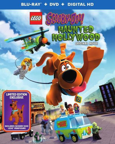 LEGO Scooby-Doo!: Haunted Hollywood [Includes Figurine] [Blu-ray/DVD] [2 Discs] 5091207